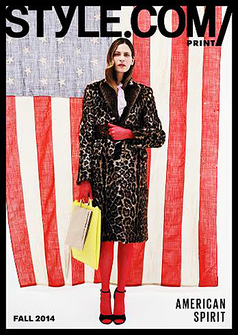 Issue 06 America spirit Frankie Rayder in Givenchy by Angelo Pennetta