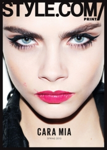 Issue 03 Welcome To Caradise Cara Delevingne by Matt Irwin